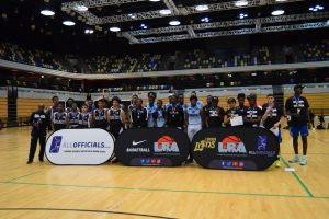 All 3 placed teams Norwood college, Oakland College, Haringey 6th Form College