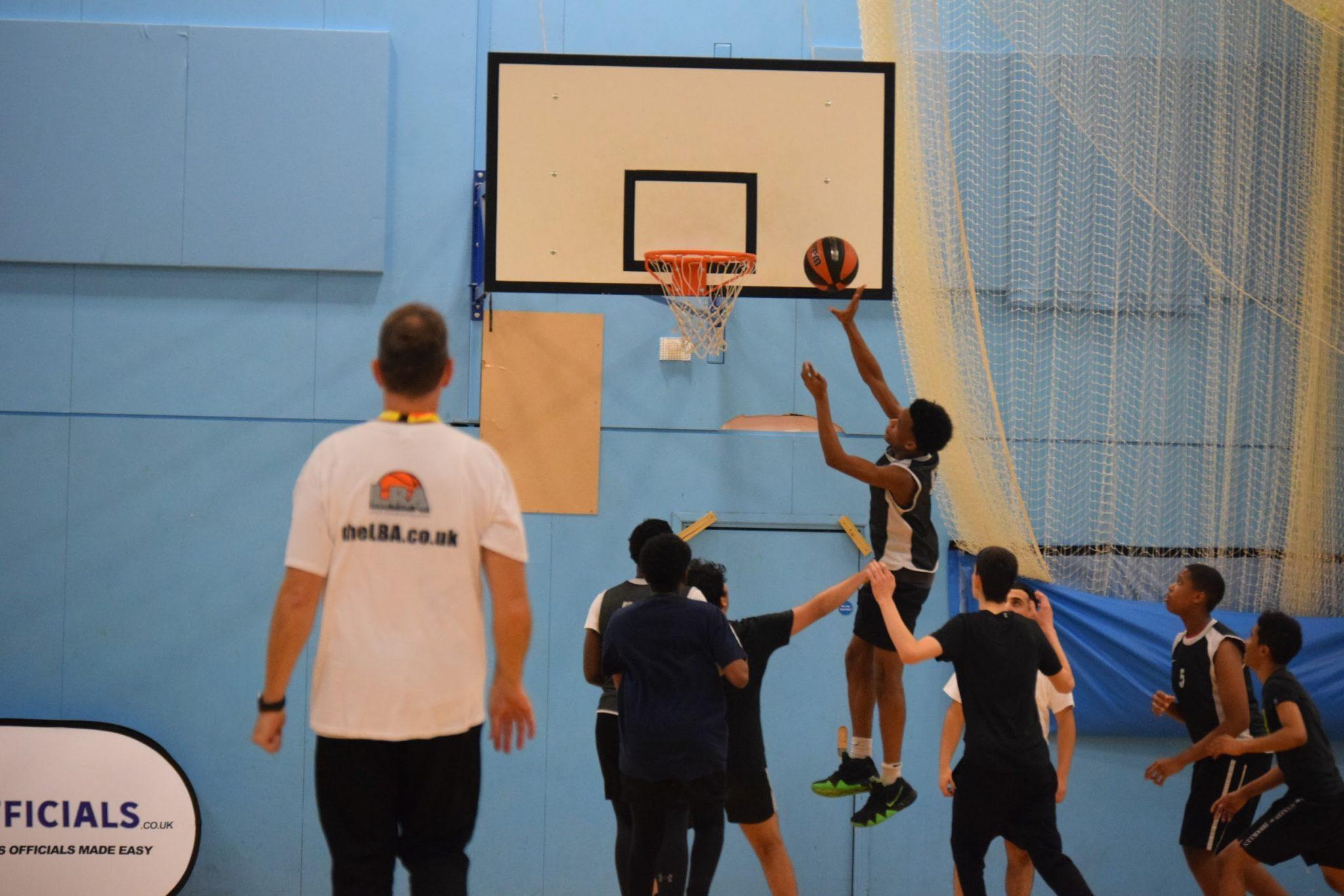 Brent School Tournament 2019 Court Play