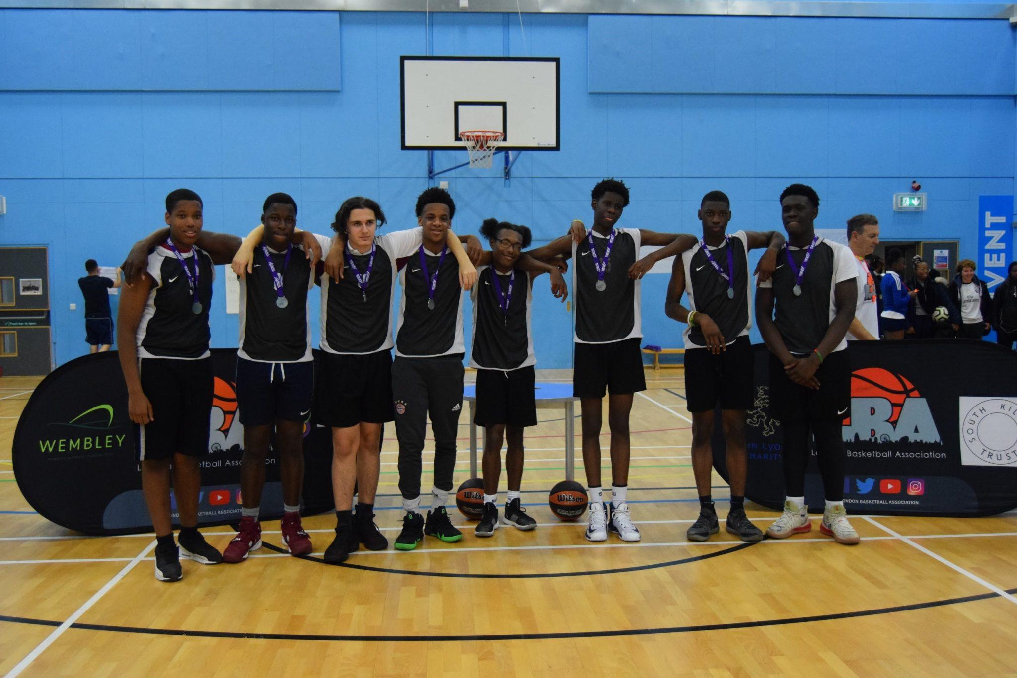 Brent U16 Boys Runner-up: Ark Academy